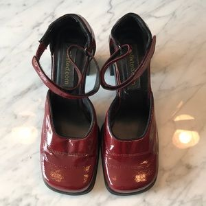 ✨Patent leather Mary Janes 🌟